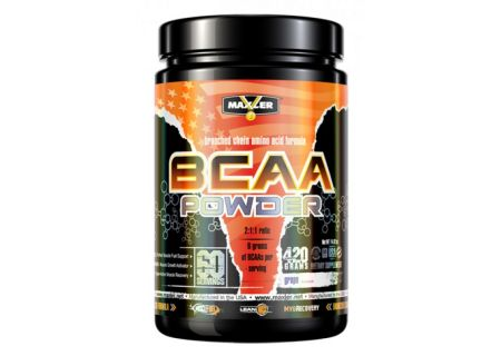Maxler BCAA Powder 420 g Unflavored