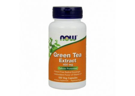 NOWnutrition Green Tea Extract 400 mg 60% 100 caps