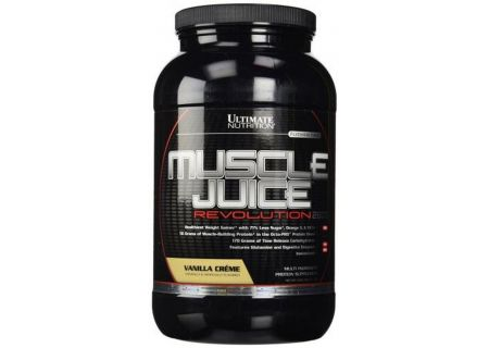 Ultimate Muscle Juice Revolution 2.12kg (ваниль)