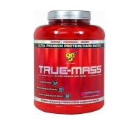 BSNutrition True mass 5.75lbs (клубника)