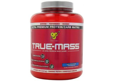 BSNutrition True mass 5.75lbs (ваниль)