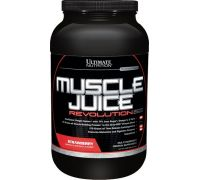 Ultimate Muscle Juice Revolution 2.12kg (клубника)