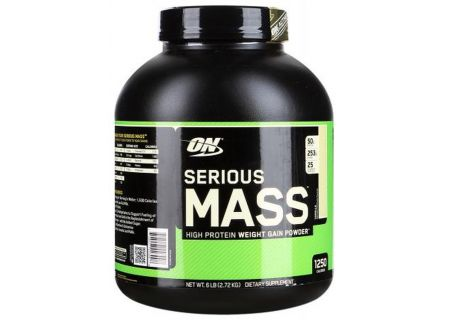 OptimumN Serious Mass 2.7kg (ваниль)