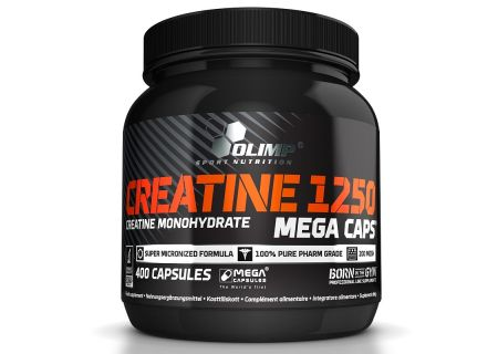 Olimp Creatine Mega Caps 400кап