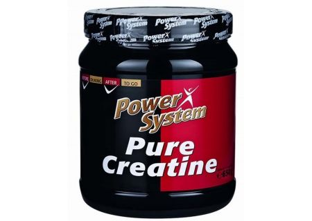 PowerSystem Creatine 650g