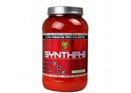 BSNutrition Syntha-6 2, 91lb (ваниль)