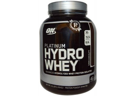 OptimumN Platinum HydroWhey 3.5 lb (шоколад)
