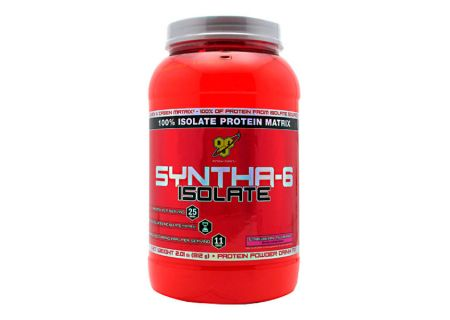 BSNutrition Syntha-6 Isolate 2lb клубника