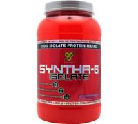 BSNutrition Syntha-6 Isolate 2lb ваниль