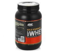 OptimumN Whey Gold 0,9kg (клубника)