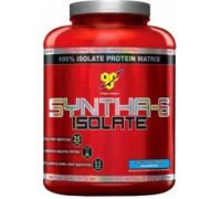 BSNutrition Syntha-6 Isolate 4lb клубника