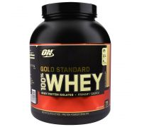 OptimumN Whey Gold 2.3kg кекс