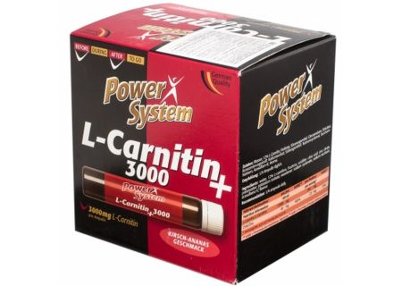 PowerSystem L-Carnitine 3600мг 25мл