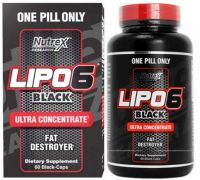 Nutrex Lipo-6 Black Ultra Con 60 caps