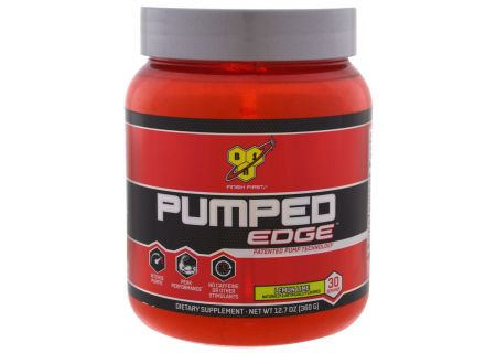 BSNutrition Pumped Edge 360g лимон-лайм