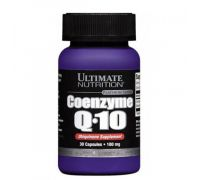 Ultimate Coenzyme Q10 Premium 100mg 30cap